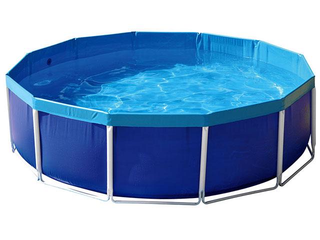 piscina de plastico 1500 litros