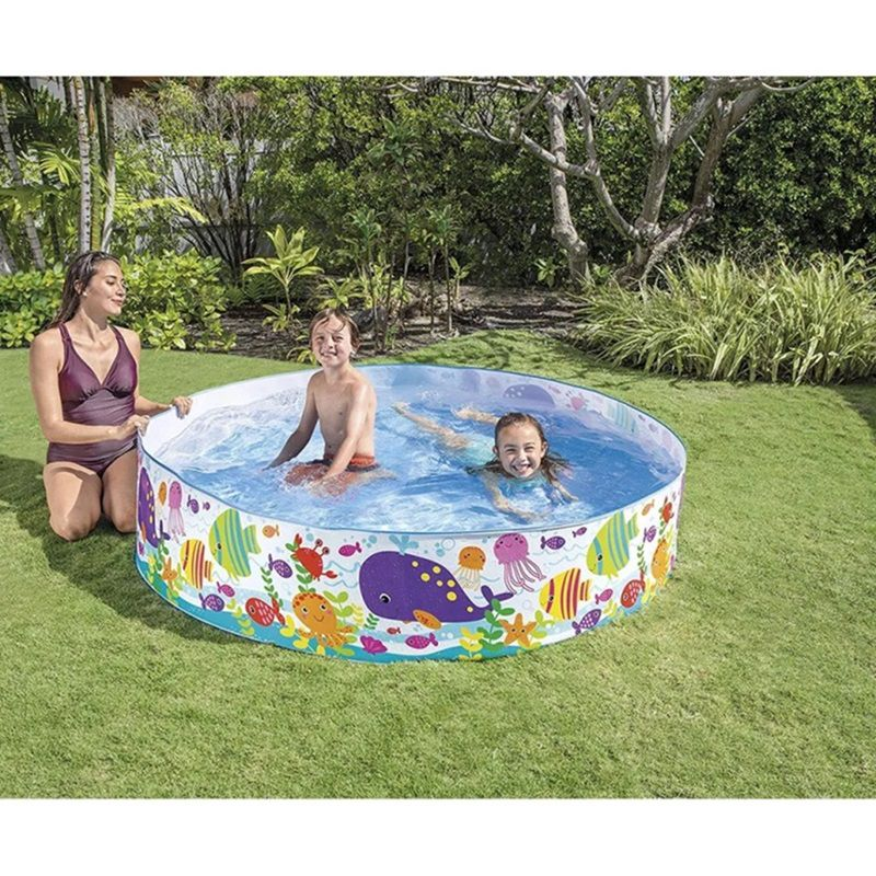 Piscina Oceano Divertido 958 Litros - Intex