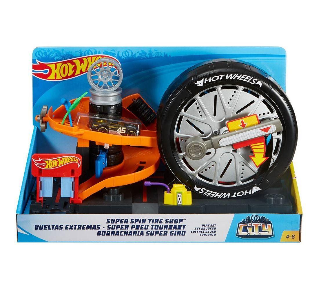 Pista Hot Wheels Conjunto - Mattel