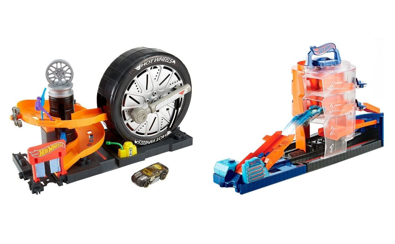 Pista Hot Wheels Conjunto - Mattel
