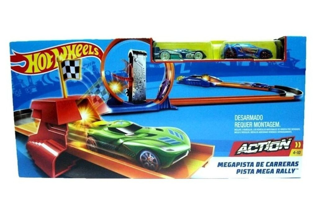 Pista Hot Wheels - Mattel