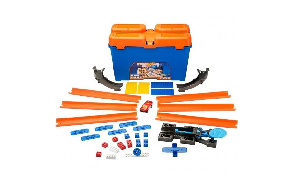 Pista Hot Wheels Track Builder System Caixa de Manobras - Mattel