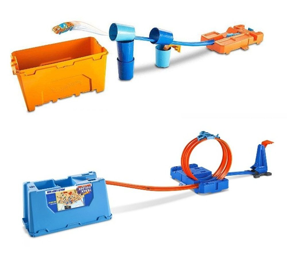 Pista Hot Wheels Track Builder System - Mattel