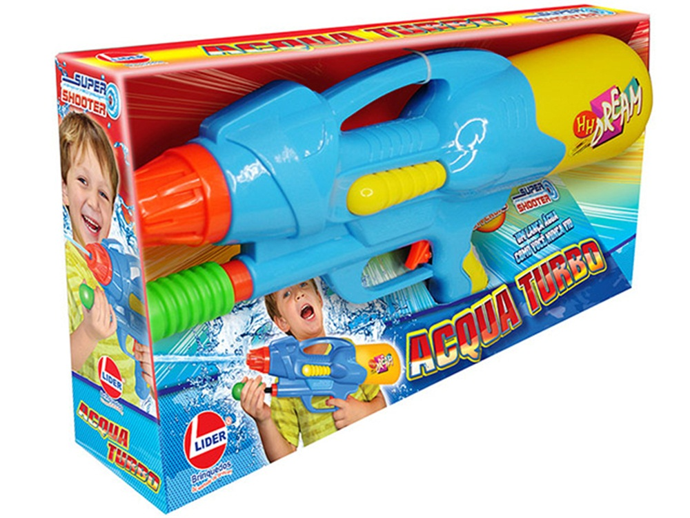 Pistola Acqua Turbo  - Lider