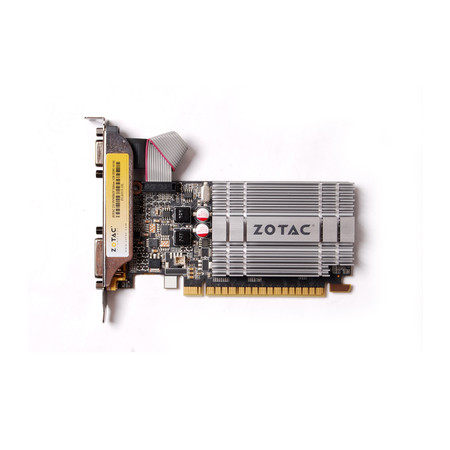 Placa de Vídeo Zotac Geforce 210 1GB DDR3 64 Bits