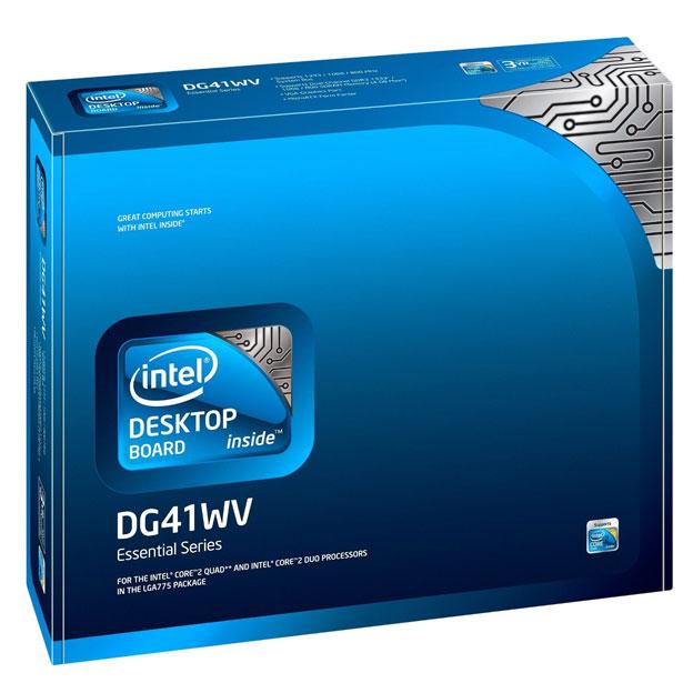 Placa Mãe Intel DG41WVBR Socket LGA 775