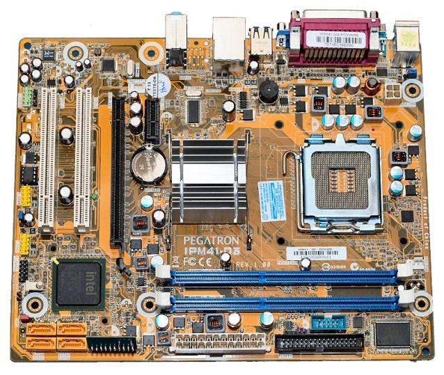 Placa Mãe PC Ware IPM41-D3 Socket LGA 775 OEM