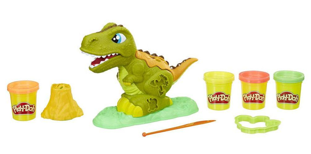 Massinha Play-Doh Rex Dinossauro - Hasbro