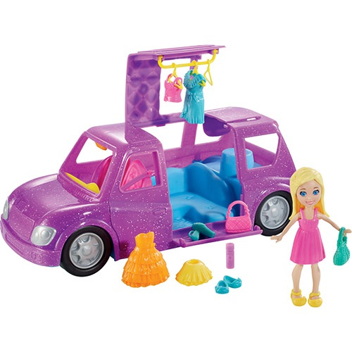 Limousine Fashion Polly Pocket - Mattel