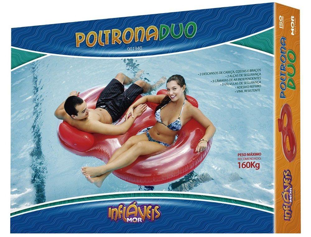 Poltrona Duo Inflável - MOR