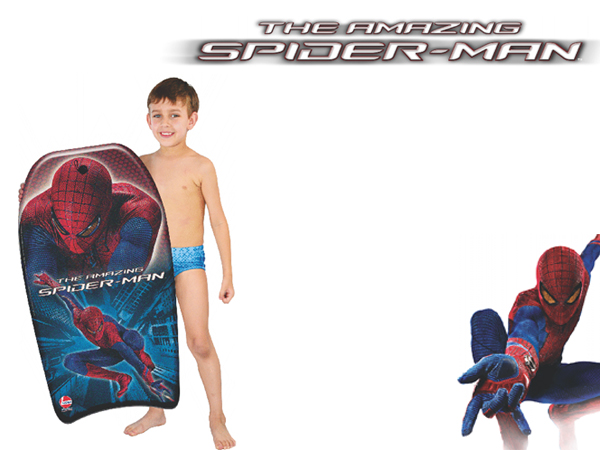 Prancha Spider Man Grande - Lider