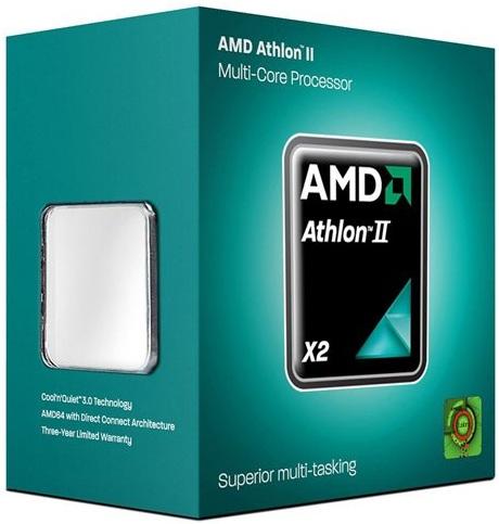 Processador AMD Athlon II X2 270 3.4 GHz 2MB Dual-Core AMD3 Box