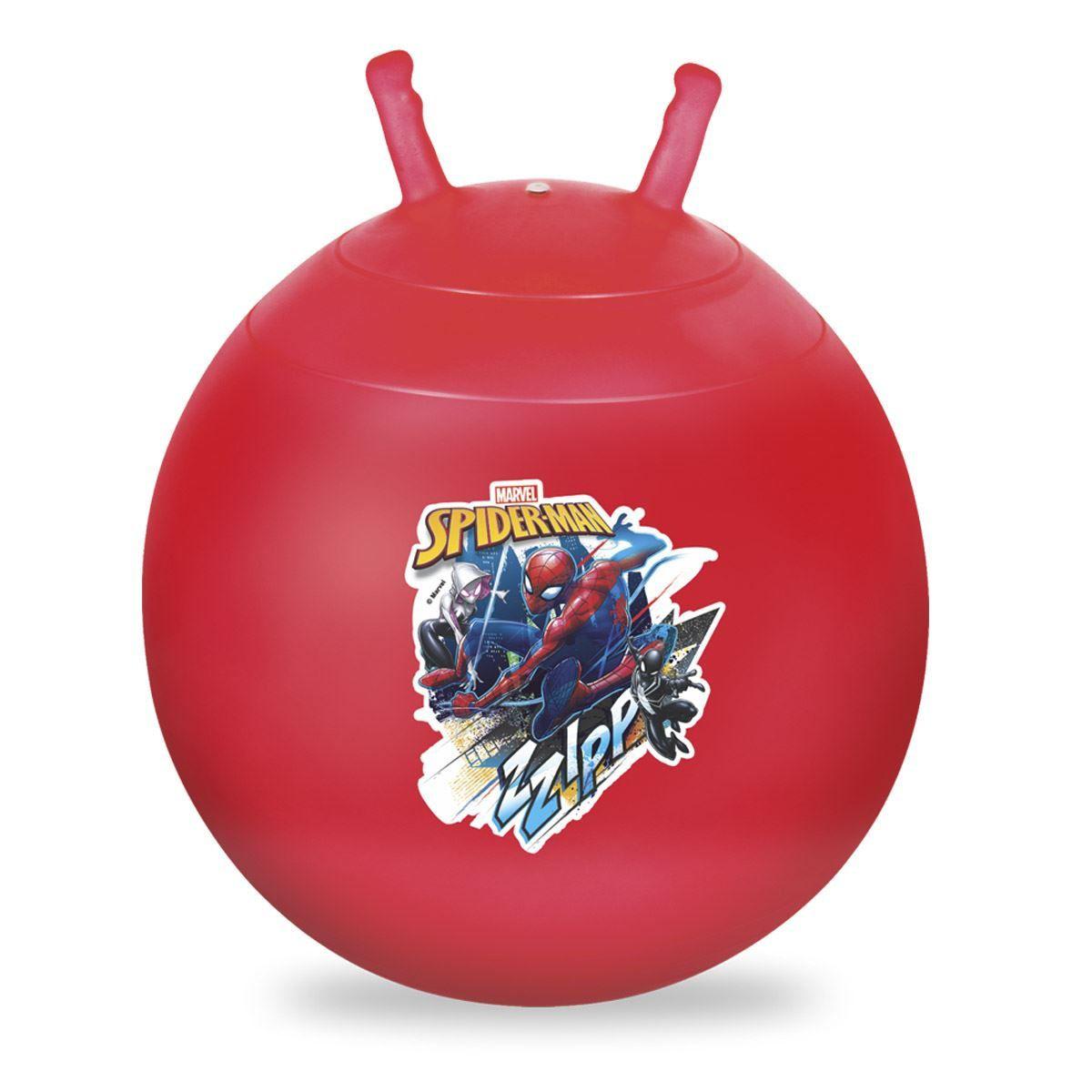 Pula Pula Marvel Homem Aranha - Lider Brinquedos