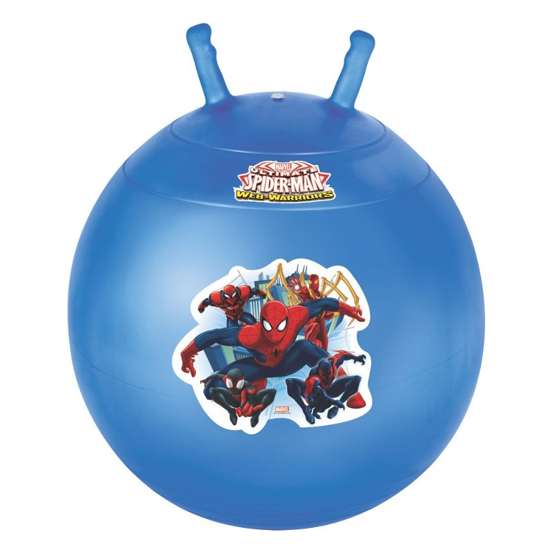 Pula Pula Ultimate Spider Man Web Warriors Azul - Lider
