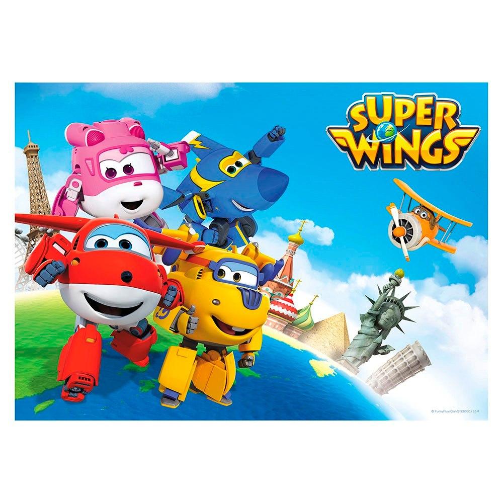 Quebra-cabeça Gigante 48 Peças Super Wings - Grow