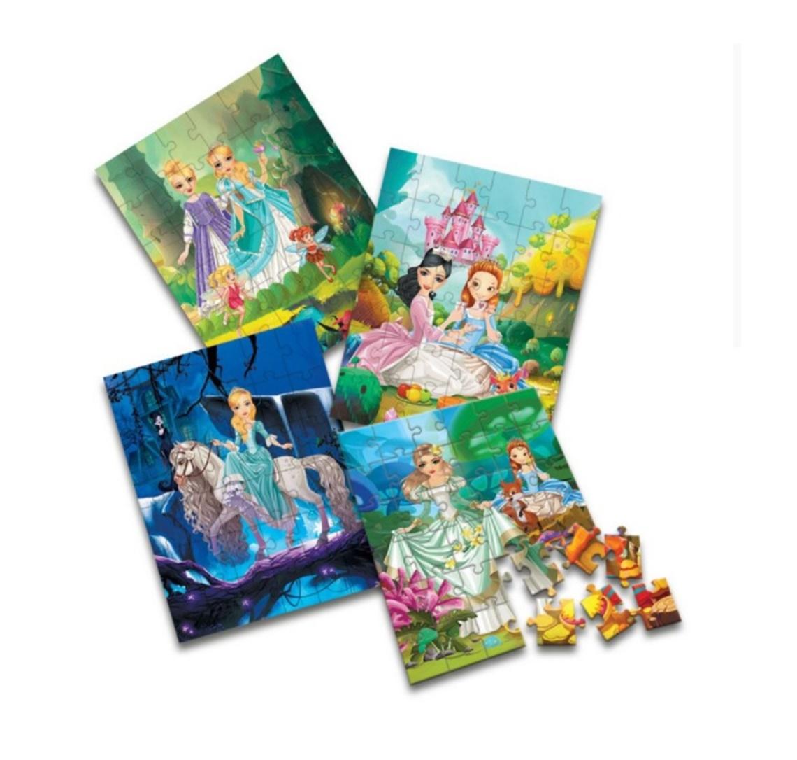 Quebra-cabeça Puzzle Princesas - Toia Brinquedos