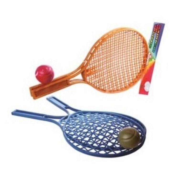 Raquete de Tênnis em Plástico Sortidos - Natalplast