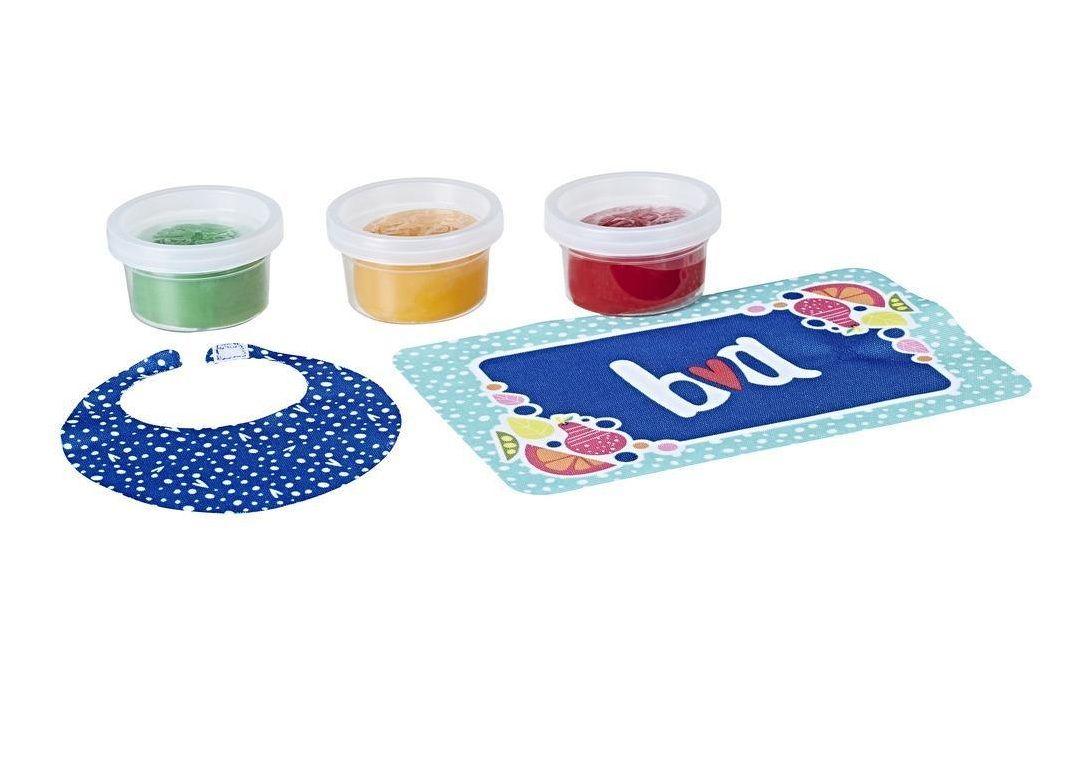 Refil Baby Alive Super Snacks Comida Sólida Reutilizável para Boneca - Hasbro