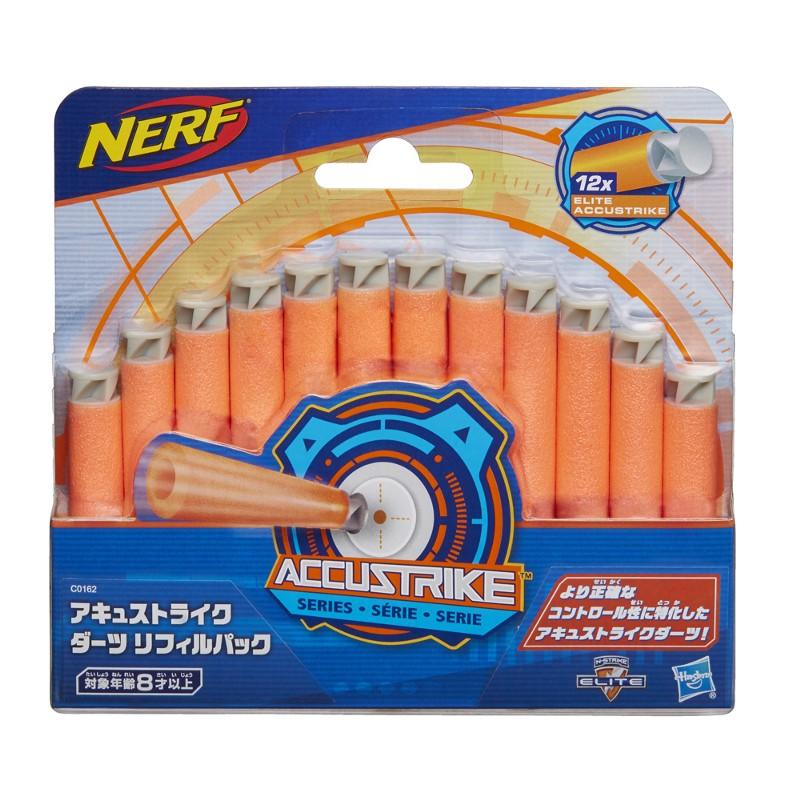 Refil Nerf N-Strike Elite Accustrike - Hasbro