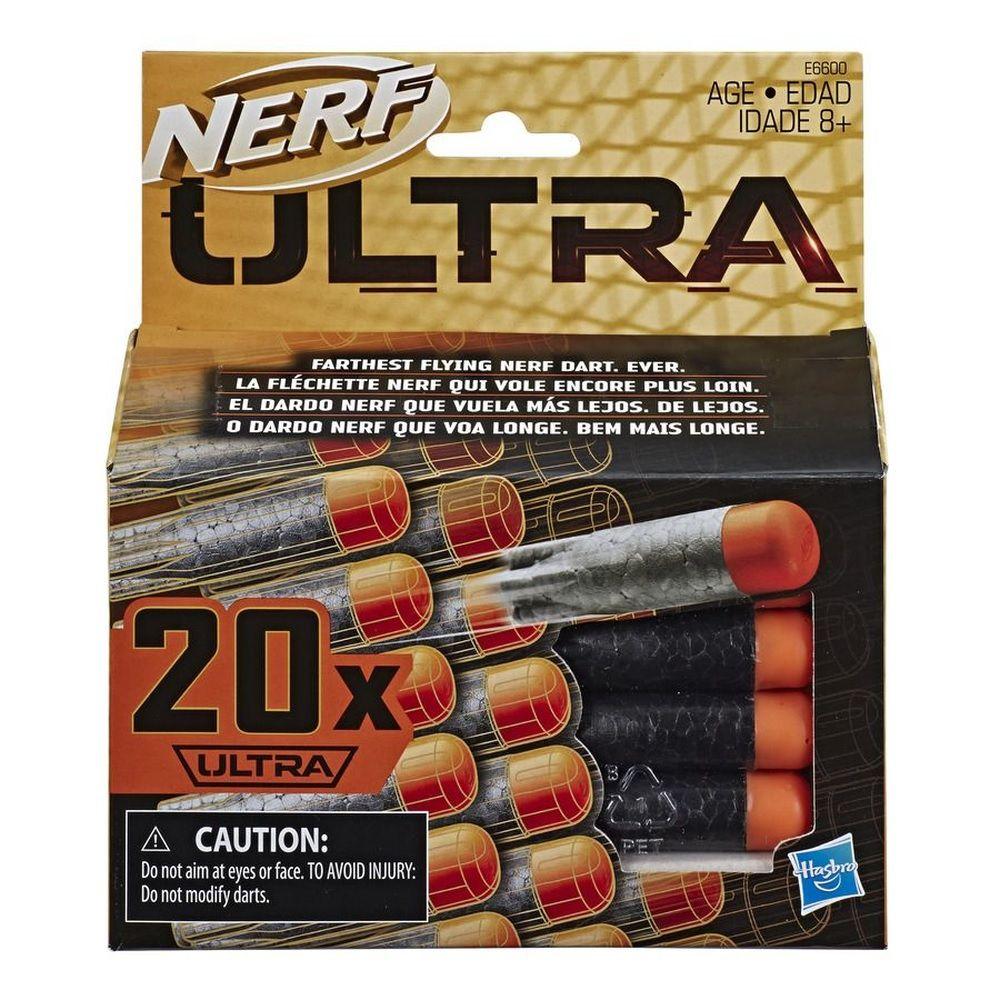 Refil Nerf Ultra com 20 Dardos - Hasbro