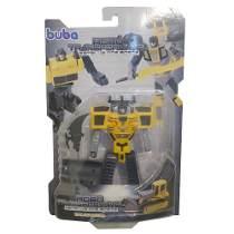 Robô Transformável Escavadeira - Buba
