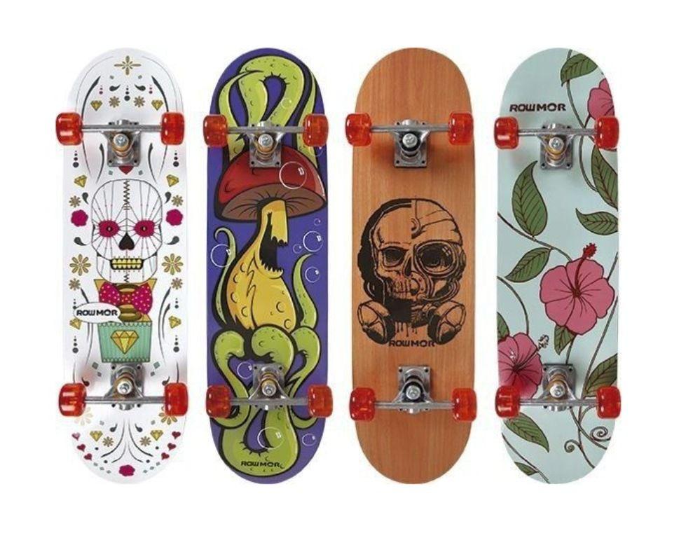 Skate Iniciante - MOR