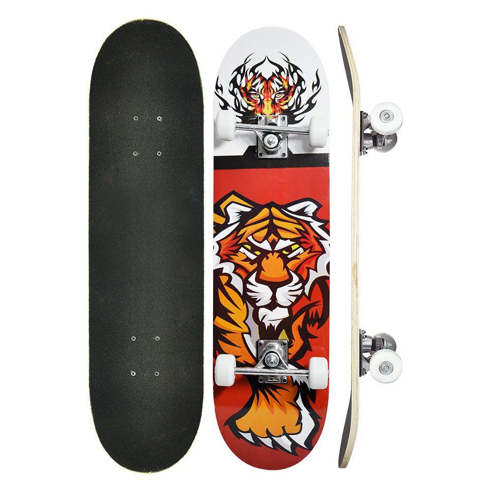 Skate Radical Super com Acessórios - Dm Toys