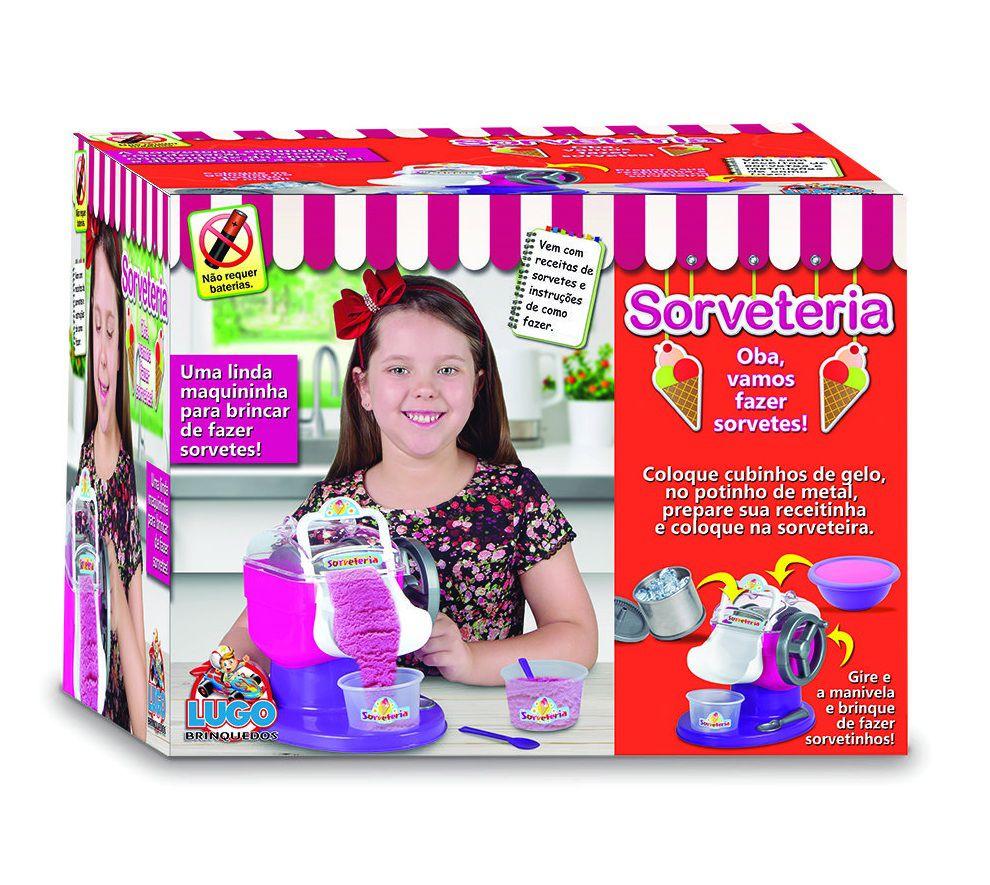 Sorveteria - Lugo Brinquedos