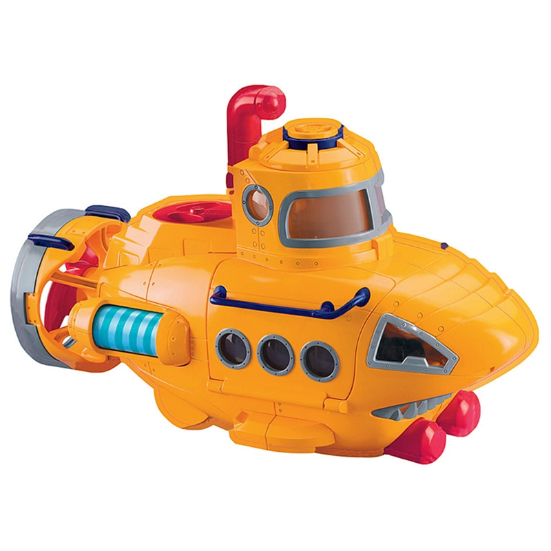 Submarino Aventura Imaginext Oceano - Fisher-Price