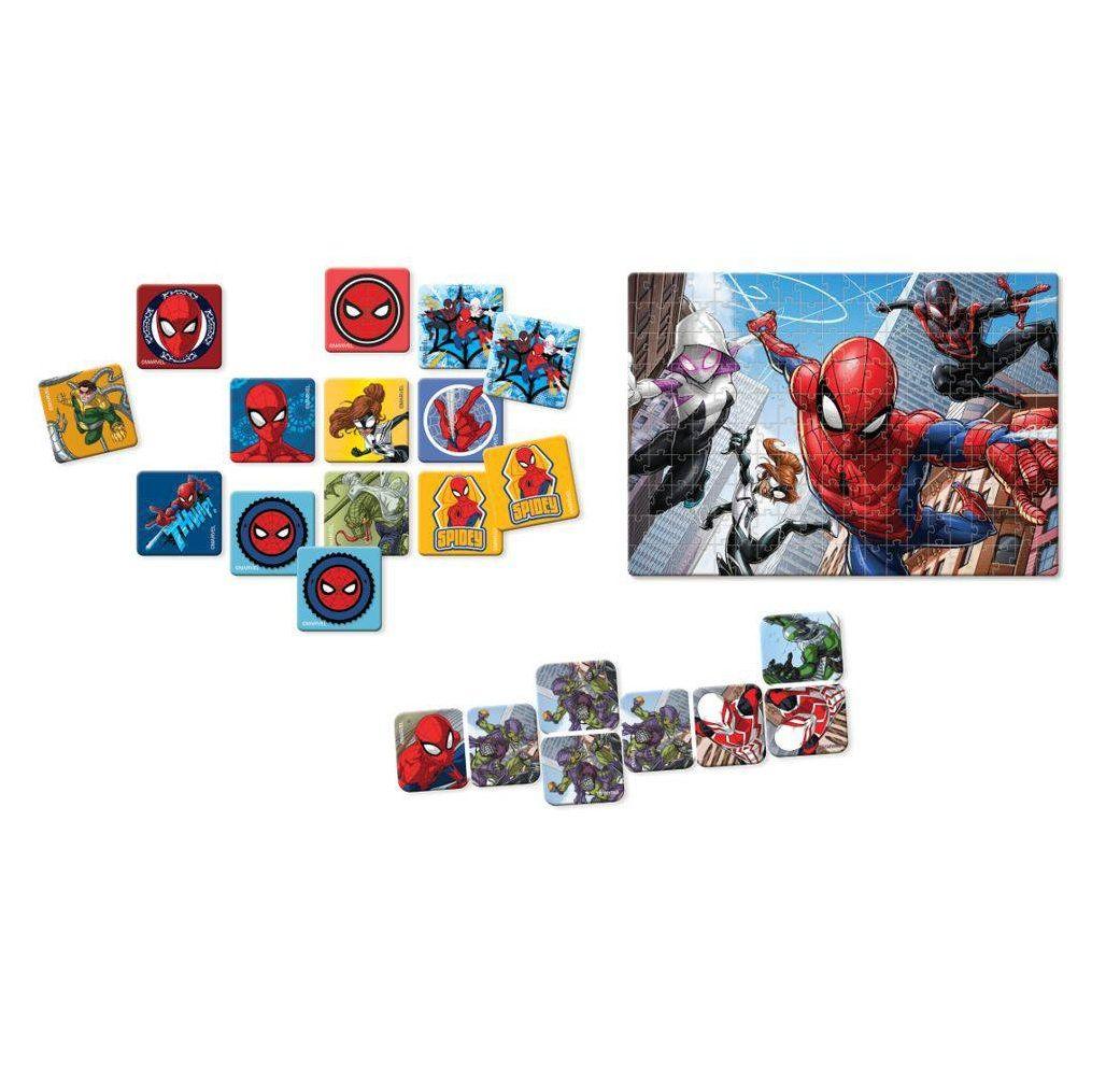 Super Kit Marvel Spider-man - Jak