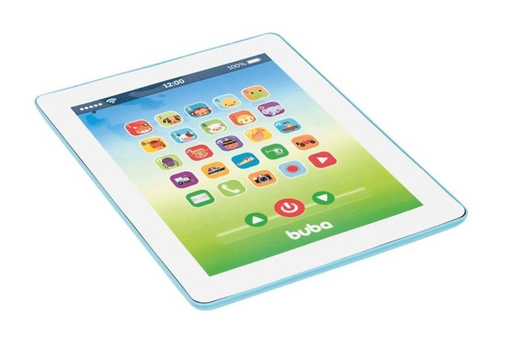 Tablet com Som Azul - Buba