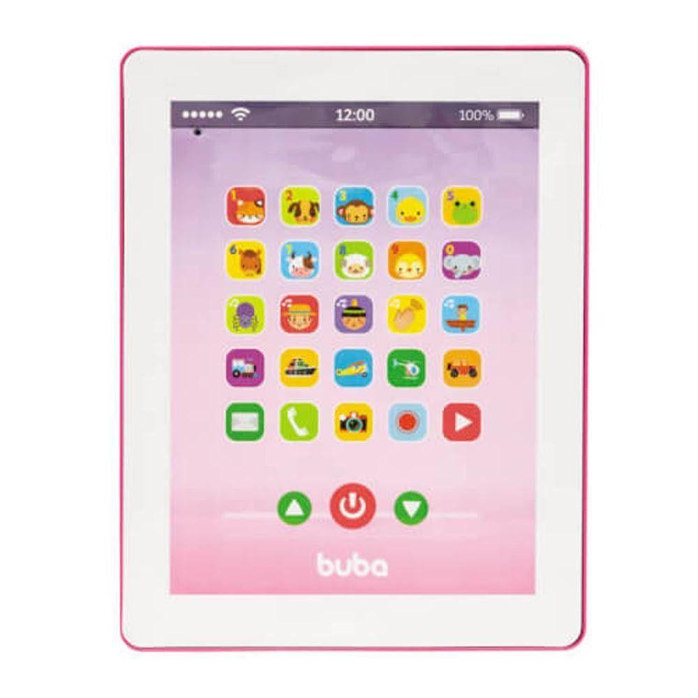 Tablet com Som Rosa - Buba