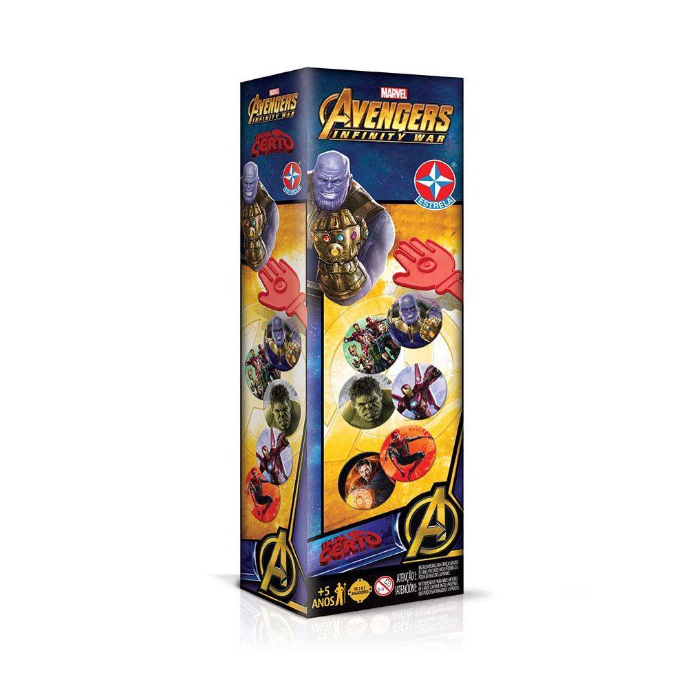 Tapa Certo Marvel Avengers Infinity War - Estrela