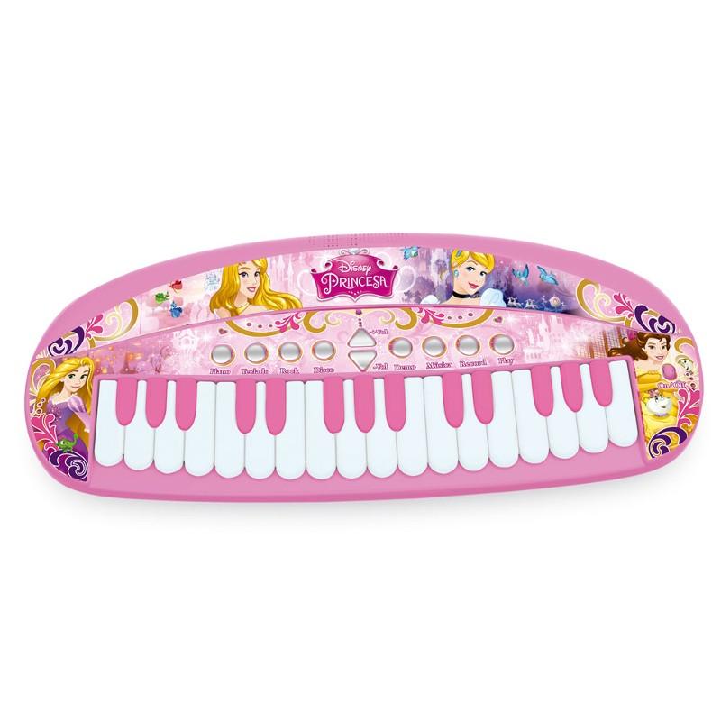 Teclado Musical Princesas Disney - Toyng