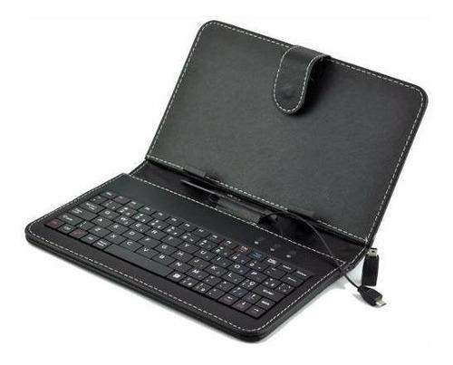 Teclado para Tablet 7  Polegadas Mymax Preto