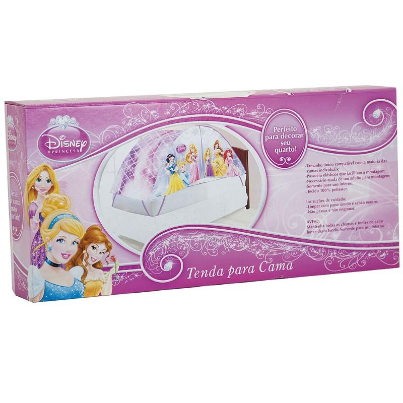 Tenda para Cama Princesas Disney - Zippy Toys