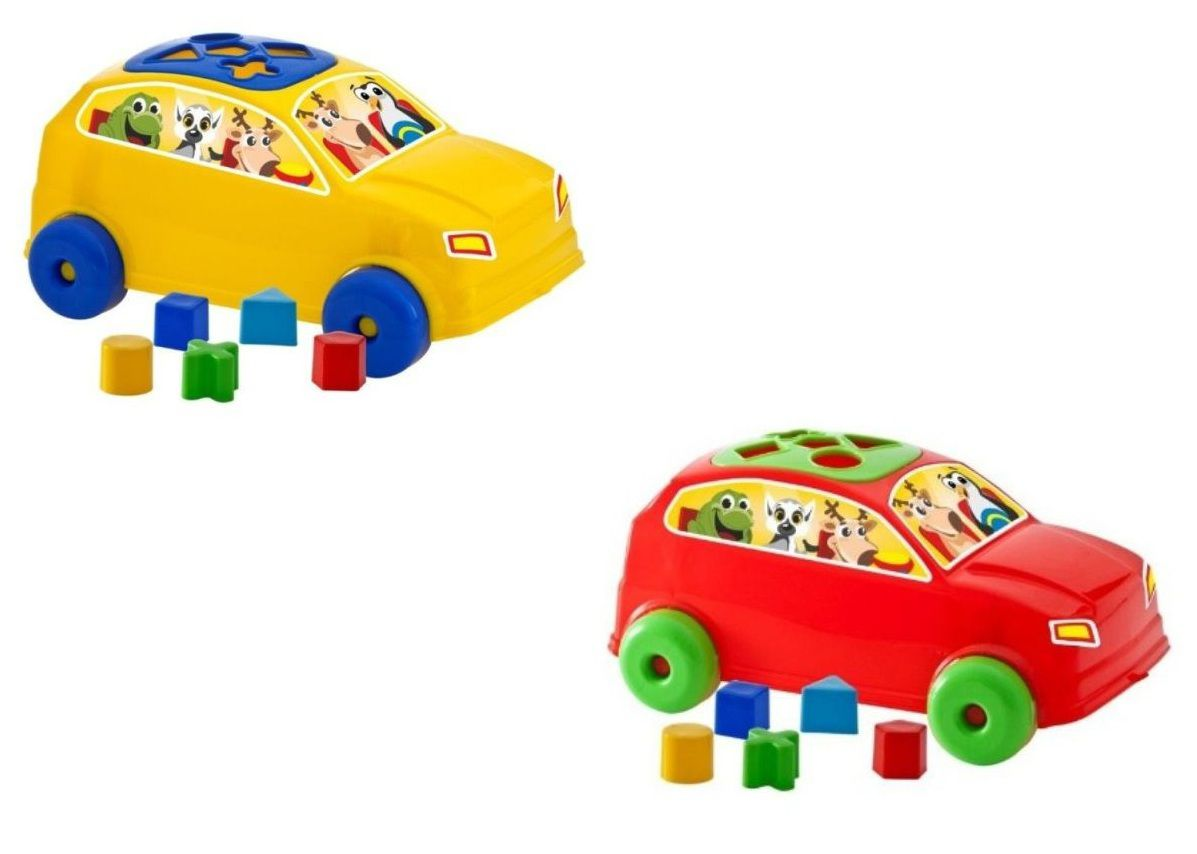 Toy Car Didático Kids - Paramount
