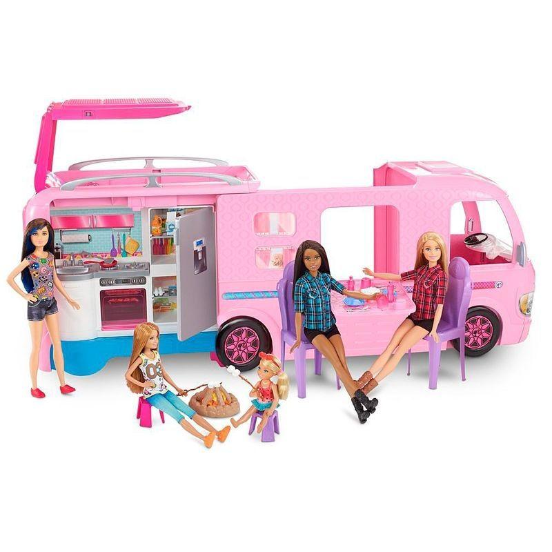 Trailer dos Sonhos Barbie - Mattel