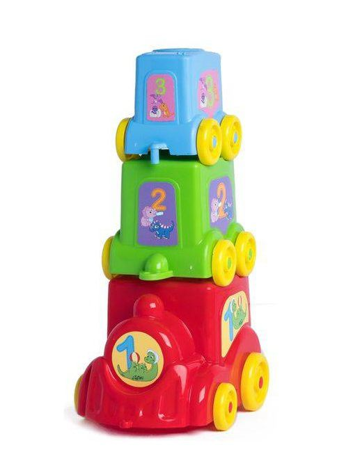 Trenzinho For Baby - Super Toys
