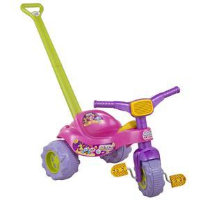 Triciclo Tico Tico Monster com Som Pink - Magic Toys