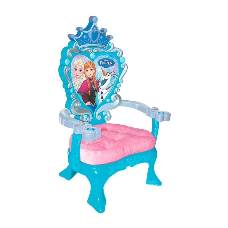 Trono Encantado Disney Frozen - Lider Brinquedos