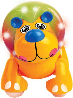 Turminha Divertida Leãozinho - Zoop Toys