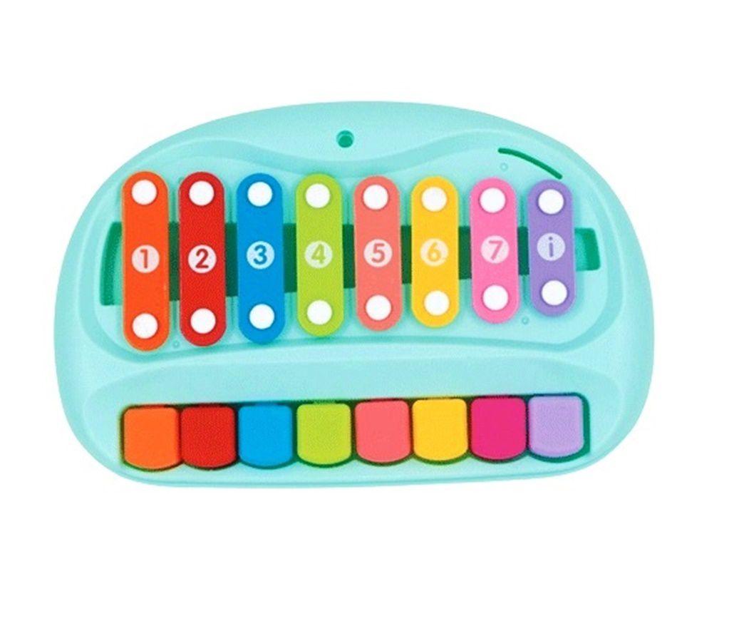 Xilofone Piano Baby Toys - Pica Pau