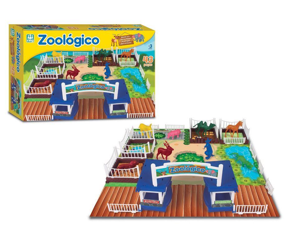 Zoológico - Nig Brinquedos