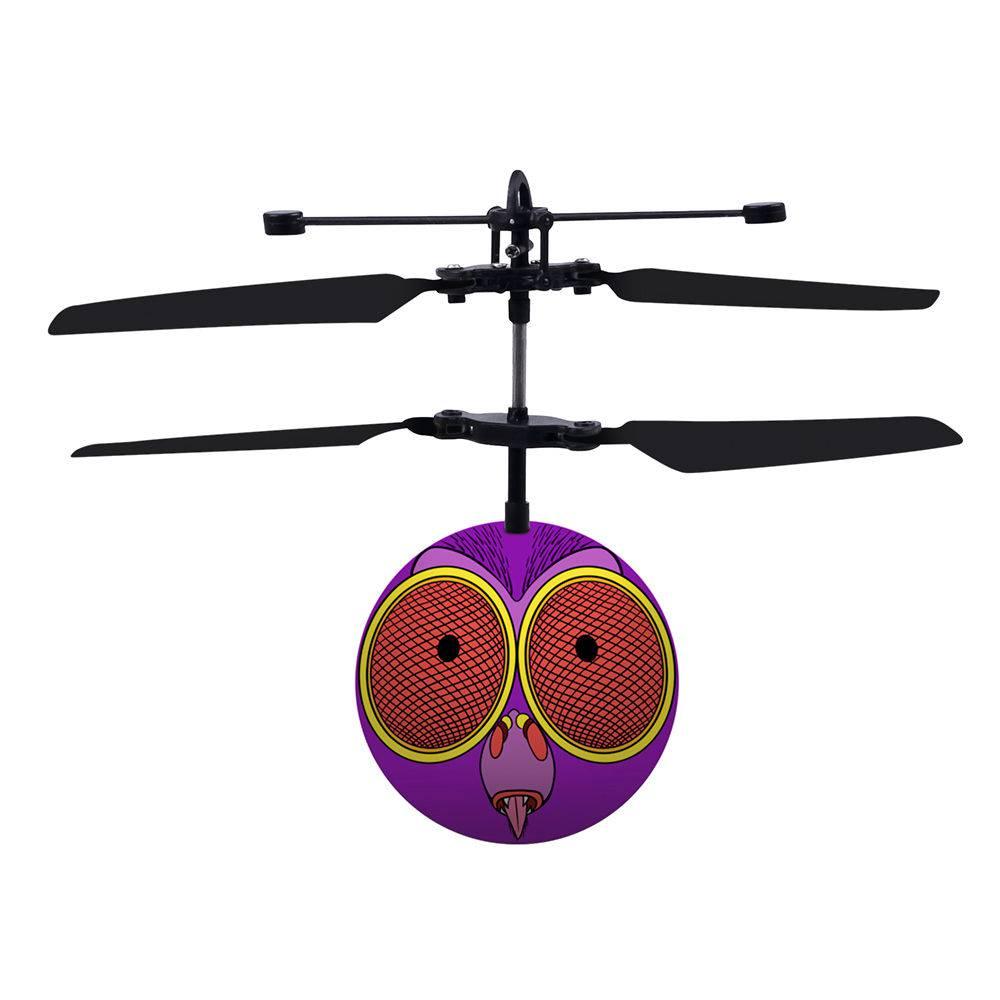 Zumbidoz Insetocóptero - DTC
