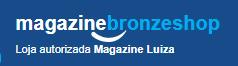 Parceria BronzeShop e Magazine Luiza
