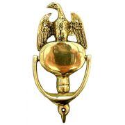Batedor de Porta - Aldrava - Aguia - Bronze Maciço -ref: b01