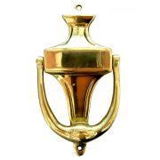 Batedor de Porta - Aldrava Americana - Bronze Maciço