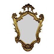 Moldura em Bronze Maciço Para Espelho  Ref: D01