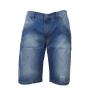 Bermuda Jeans Básica Azul Médio  BIG
